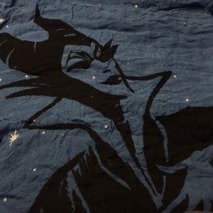 Disney parks maleficent square scarf